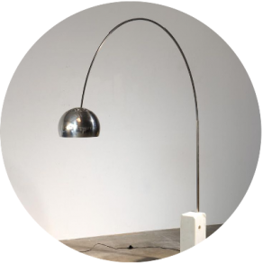 Arco Lampe