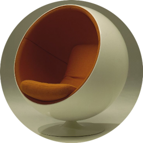 replica des ball chair g nstig bei muloco. Black Bedroom Furniture Sets. Home Design Ideas