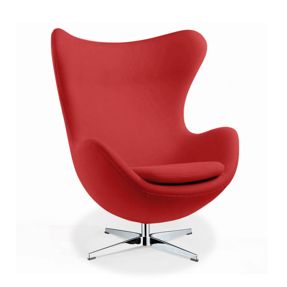 Arne jacobsen egg chair for Chaise arne jacobsen
