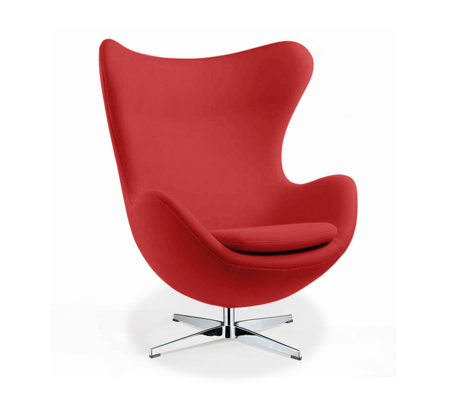 Arne Jacobsen Egg Chair 163 782 95
