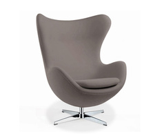 replica des arne jacobsen egg chair g nstig bei muloco. Black Bedroom Furniture Sets. Home Design Ideas