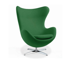 Fritz Hansen Egg Chair Prijs.Replica Des Arne Jacobsen Egg Chair Gunstig Bei Muloco