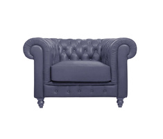 Chesterfield Sofa 1 Sitzer