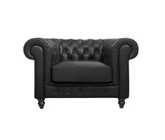 Chesterfield Sofa One-Seater