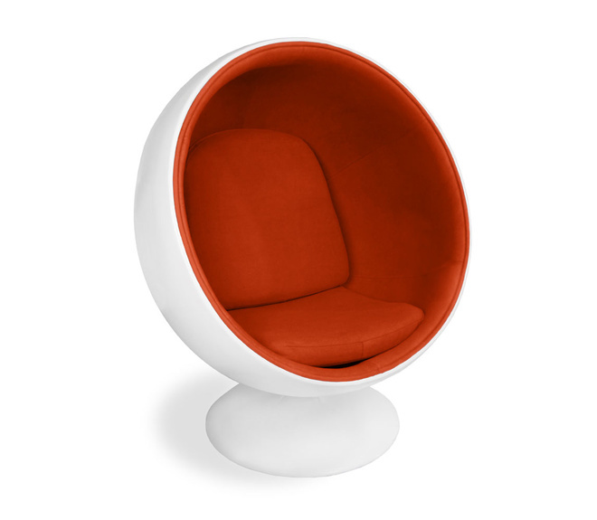 Order free samples. Replica des Bubble Chair g nstig bei Muloco