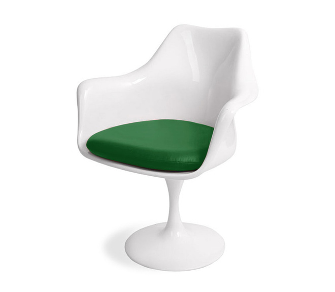 Eero Saarinen Tulip Chair with armrests