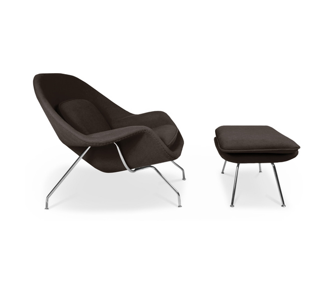 replica des eames b rostuhls g nstig bei muloco. Black Bedroom Furniture Sets. Home Design Ideas