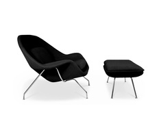 Eero Saarinen Womb Sessel
