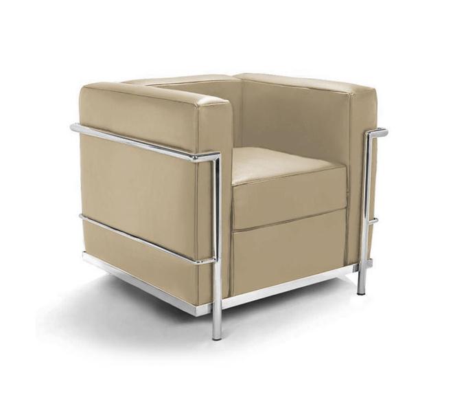 Le Corbusier LC2 Sessel 917 00