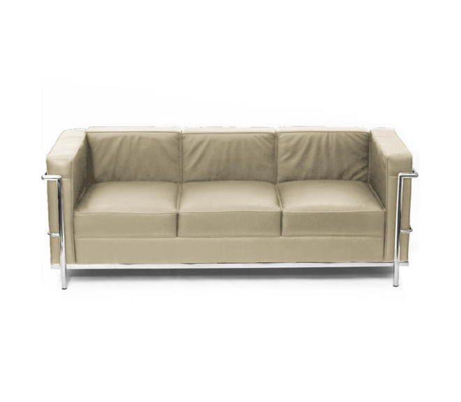 Le Corbusier LC2 Three-Seater