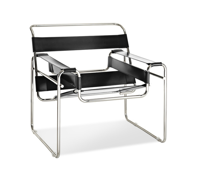 marcel breuer wassily chair 597 00. Black Bedroom Furniture Sets. Home Design Ideas