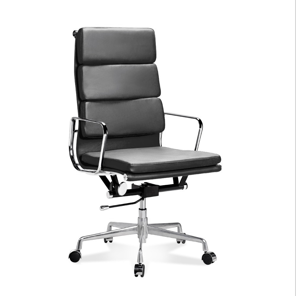 ea 219 chaise de bureau eames office chair haute rembourra. Black Bedroom Furniture Sets. Home Design Ideas