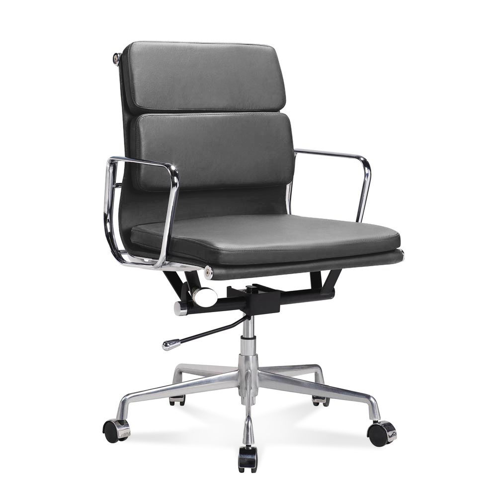 ea 217 chaise de bureau eames office chair mi haute rembo. Black Bedroom Furniture Sets. Home Design Ideas