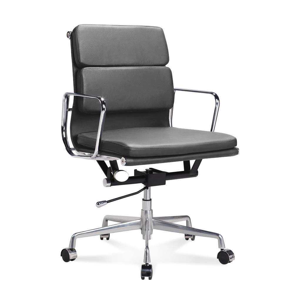 Ea 217 eames office chair halfhoge bureaustoel met for Eames chair bestellen