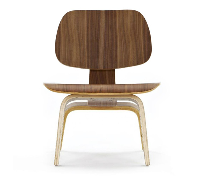 Charles and Ray Eames LCW Stuhl