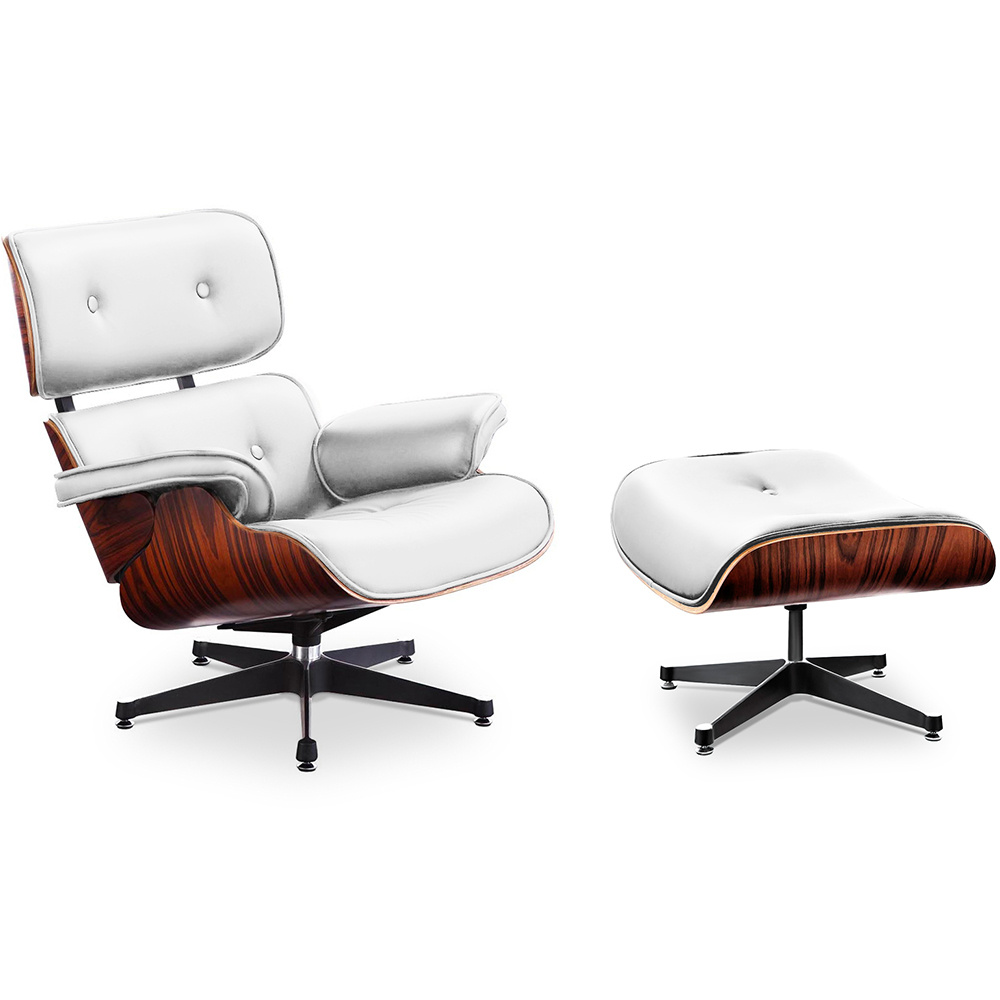 charles and ray eames eames lounge chair mit ottoman 859 00. Black Bedroom Furniture Sets. Home Design Ideas