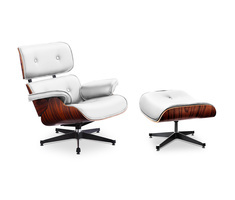 Uberlegen Charles And Ray Eames Eames Lounge Chair Mit Ottoman