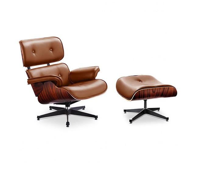 Charles And Ray Eames Eames Lounge Chair Mit Ottoman 979 00