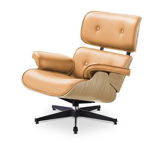 Replica des charles eames lounge chair g nstig bei muloco for Eames chair bestellen