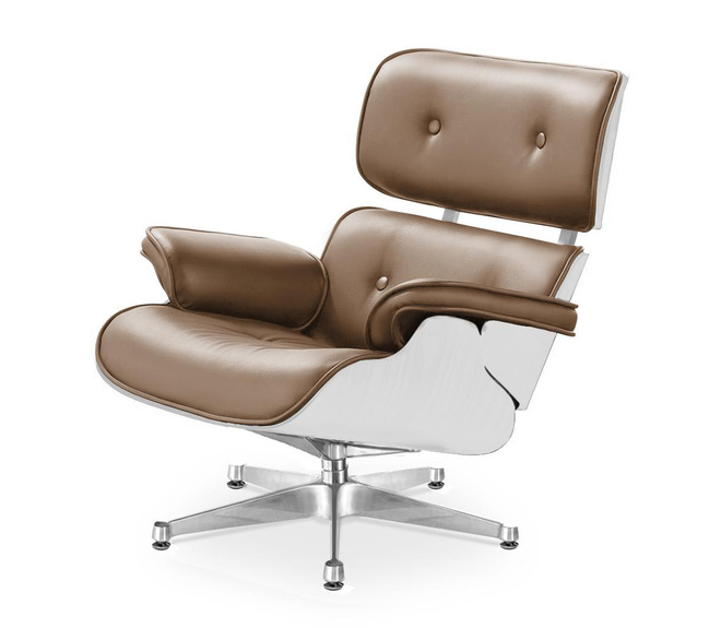 Replica des charles eames lounge chair g nstig bei muloco for Eames hocker replica