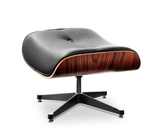 Eames Lounge Hocker