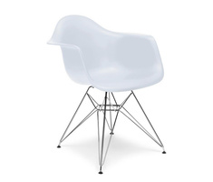 Arm Chair Chrome Stuhl