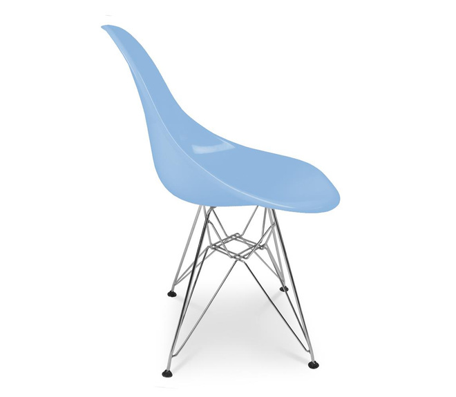 Charles and Ray Eames DSR Chair