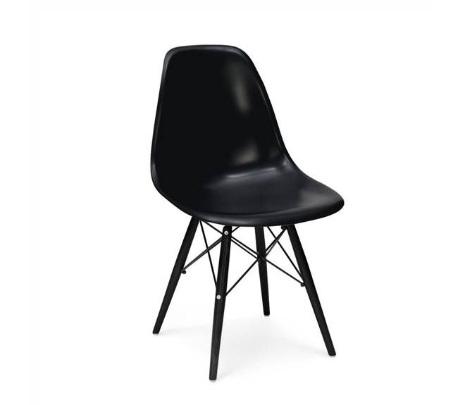 Charles and Ray Eames DSW Chair
