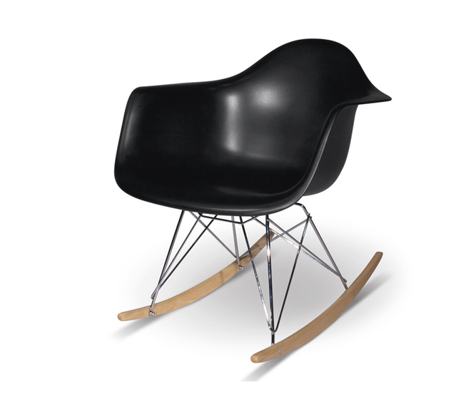 Charles and Ray Eames RAR Chair