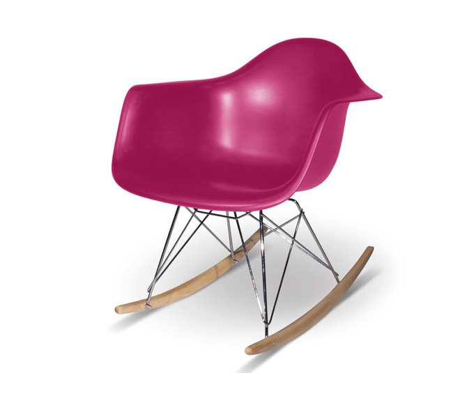 Charles and Ray Eames RAR Stuhl