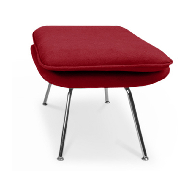 Eero Saarinen Womb Chair Ottomane