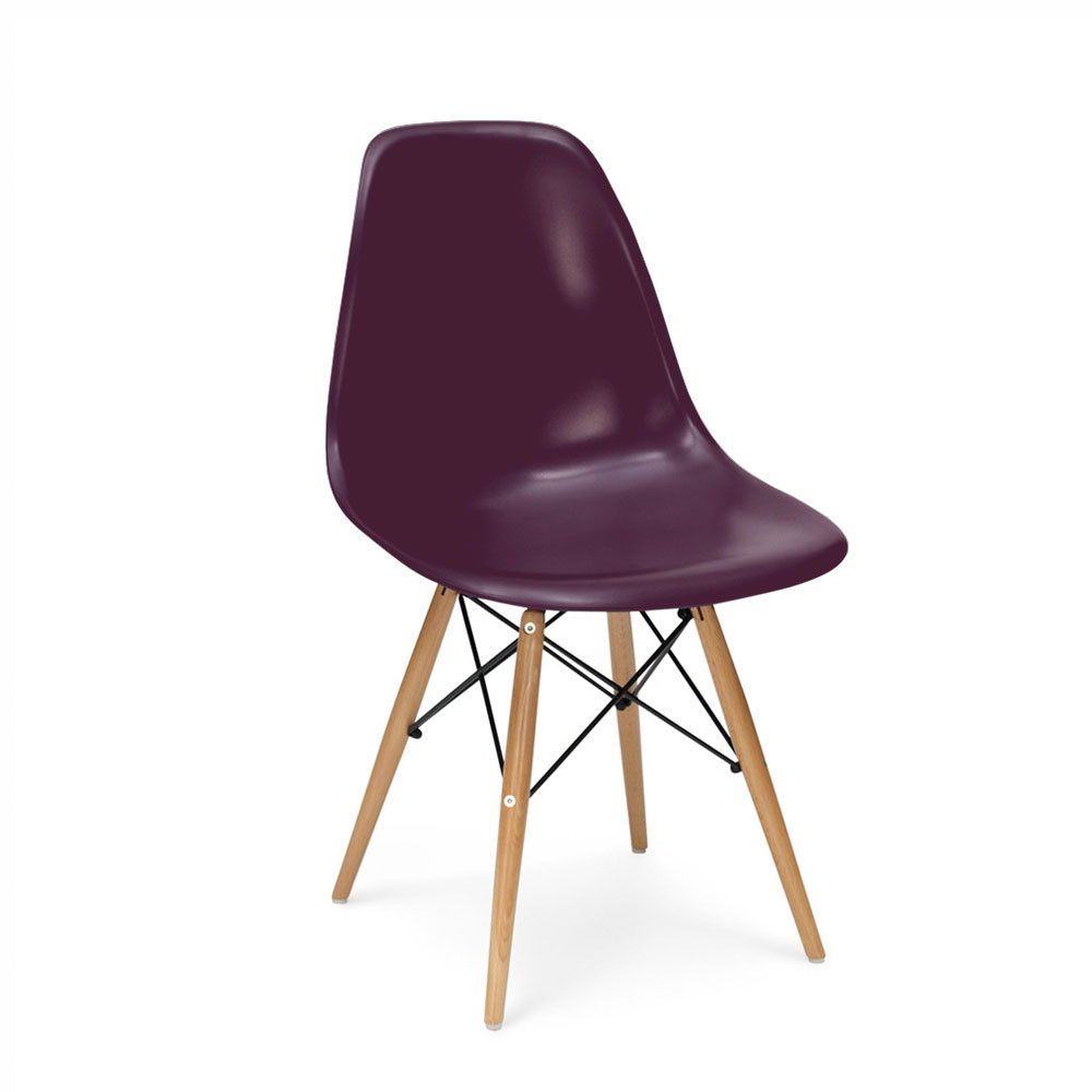 Charles And Ray Eames DSW Stuhl 295 00