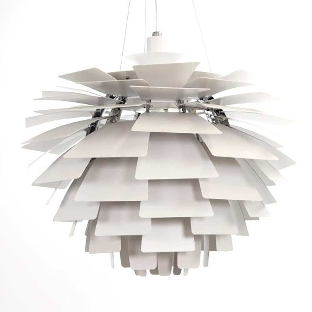 poul henningsen artichoken lampe weiss 297 00. Black Bedroom Furniture Sets. Home Design Ideas